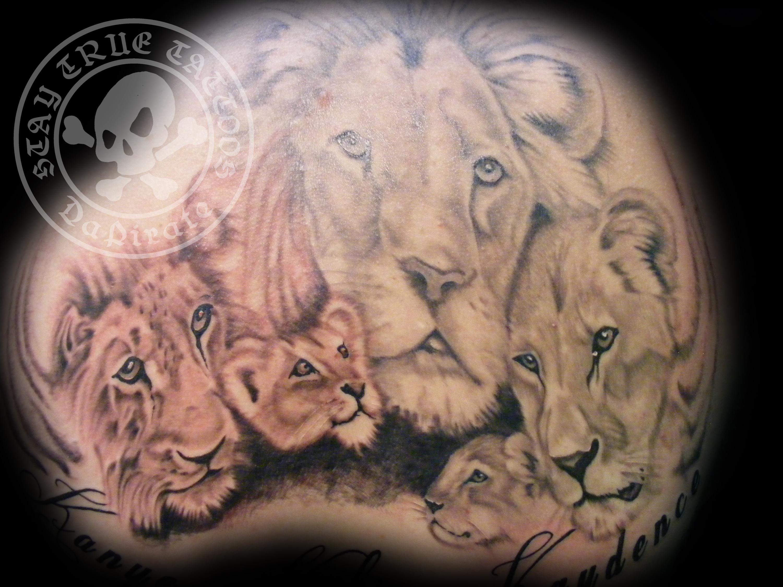 Значение тату львица: смысл, история и фото готовых татуировок 15