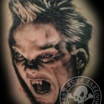 Portrait of David from Lost Boys
