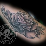 Rose Cover Tattoo