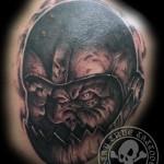 Trapjaw Cover Tattoo